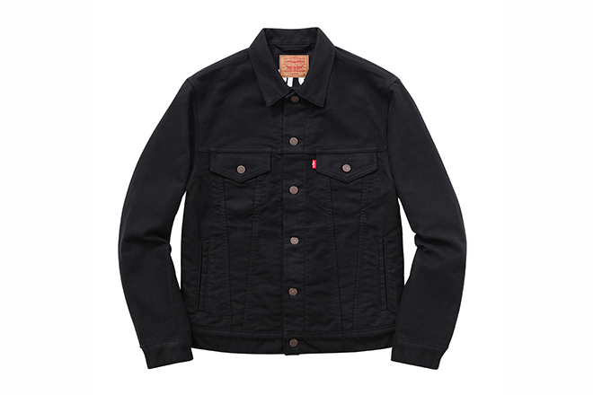 Supreme X Levi's FW 2015 Collection (2)