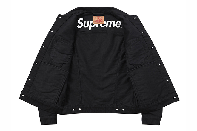 Supreme X Levi's FW 2015 Collection (3)