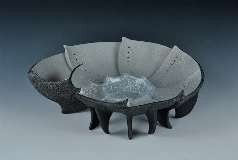 Ceramic Scultptures by Riet Bakker (2)