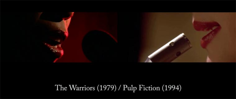 Comparisons of Quentin Tarantino's Visual References and their Orginal Movies (4)
