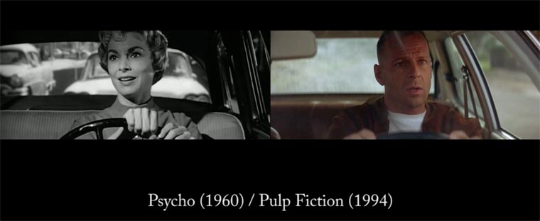 Comparisons of Quentin Tarantino's Visual References and their Orginal Movies (5)