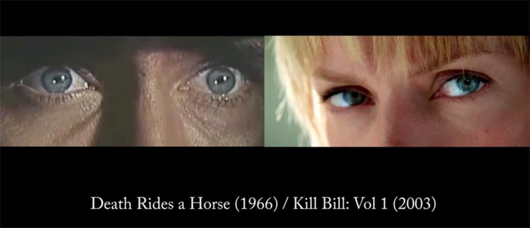 Comparisons of Quentin Tarantino's Visual References and their Orginal Movies (9)