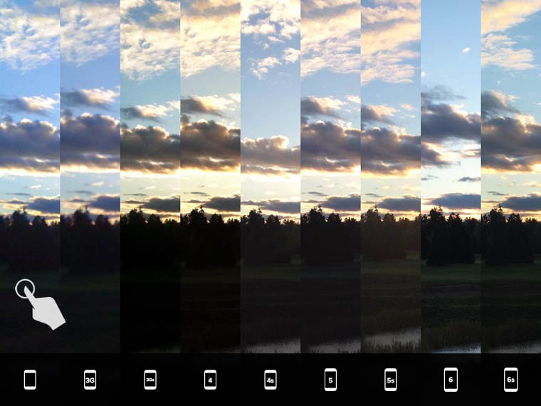 Iphones Camera Quality Evolution (13)