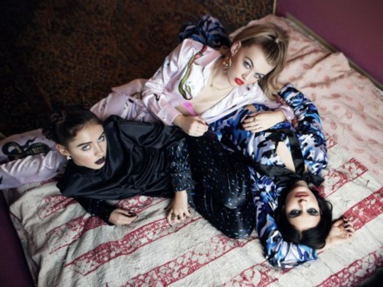 Iris Law for Illustrated People x Violetta Fancies You Pajama Capsule Collection Campaign (2)