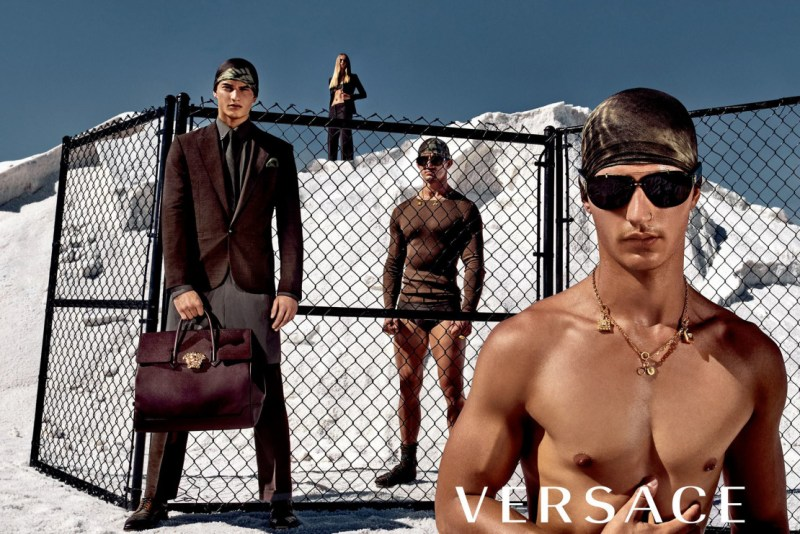 Versace SS 2016 Campaign (4)