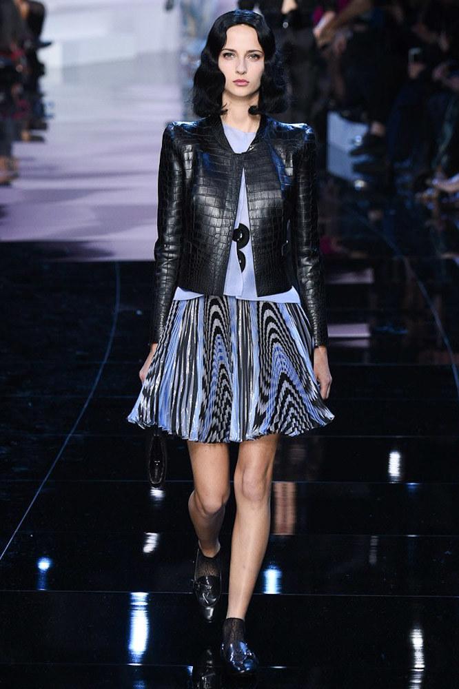 Armani Privé Haute Couture SS 2016 Paris (20)