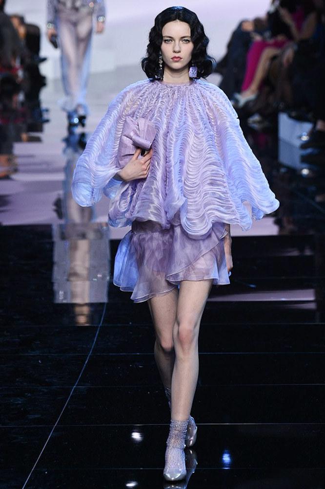 Armani Privé Haute Couture SS 2016 Paris (27)