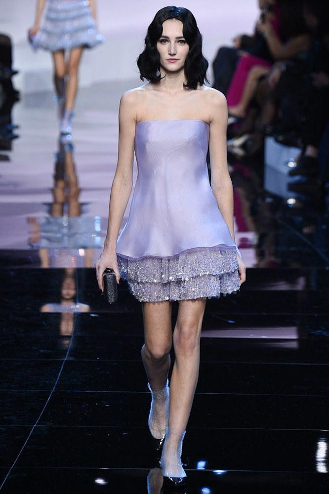 Armani Privé Haute Couture SS 2016 Paris (31)