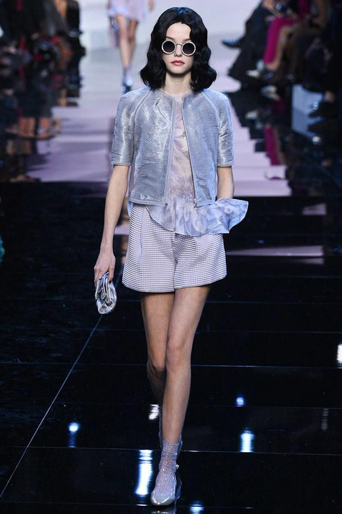 Armani Privé Haute Couture SS 2016 Paris (4)