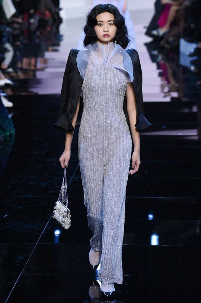 Armani Privé Haute Couture SS 2016 Paris (50)