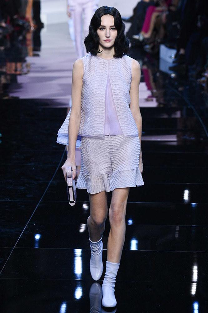Armani Privé Haute Couture SS 2016 Paris (7)