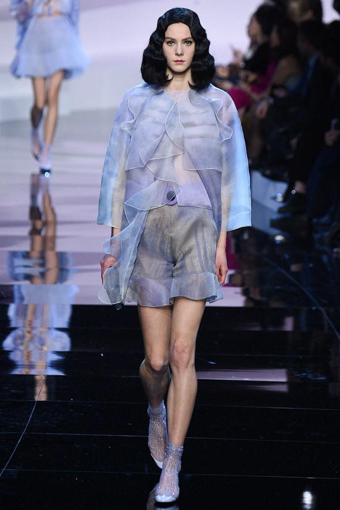 Armani Privé Haute Couture SS 2016 Paris (9)