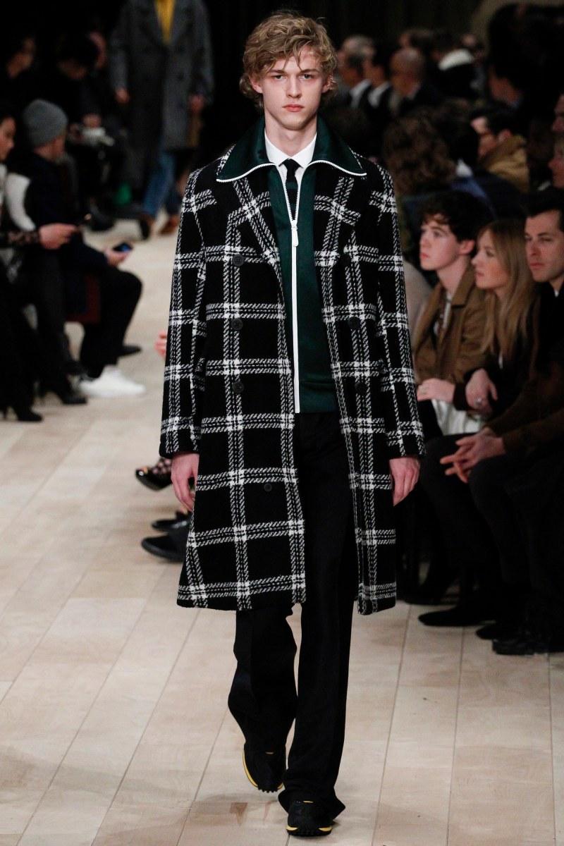 Burberry Menswear FW 2016 London (48)
