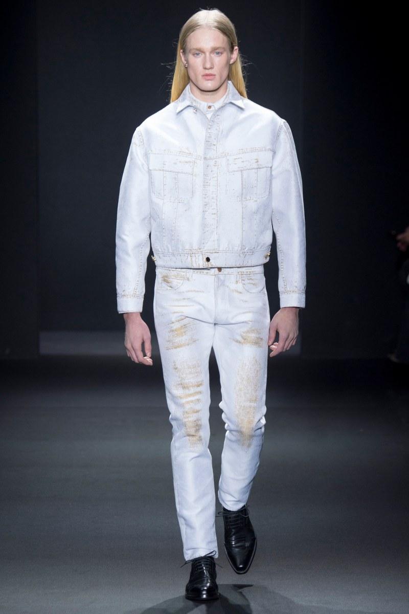 Calvin Klein Collection Menswear FW 2016 Milan (1)