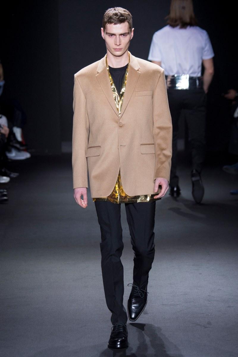 Calvin Klein Collection Menswear FW 2016 Milan (12)
