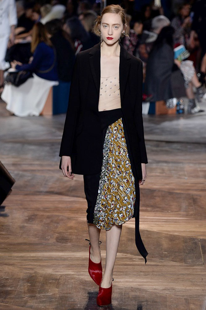 Christian Dior Haute Couture SS 2016 Paris (13)