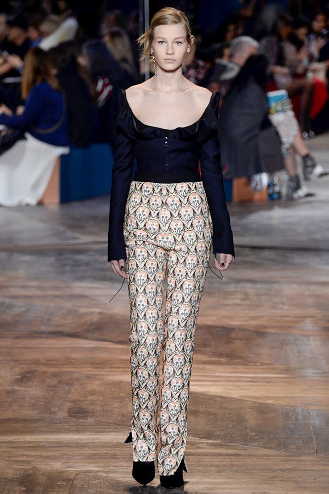 Christian Dior Haute Couture SS 2016 Paris (20)