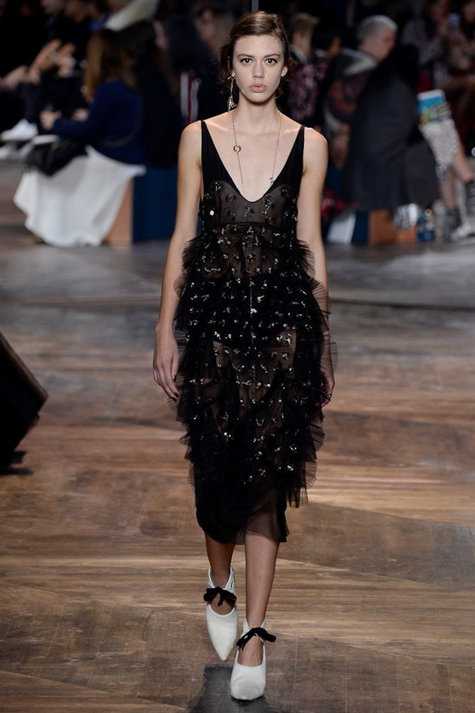 Christian Dior Haute Couture SS 2016 Paris (31)