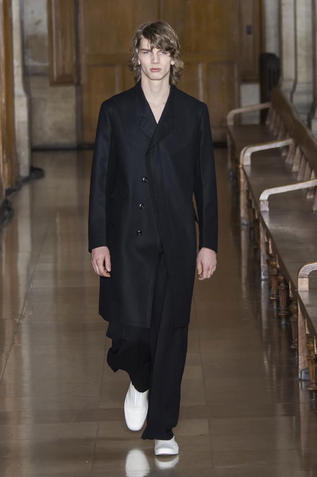 Christophe Lemaire Menswear FW 2016 Paris (1)