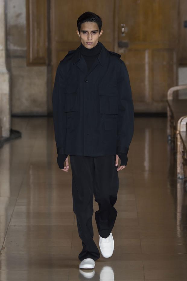 Christophe Lemaire Menswear FW 2016 Paris (14)