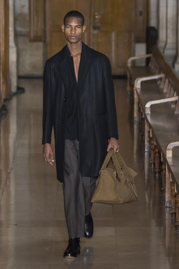 Christophe Lemaire Menswear FW 2016 Paris (23)