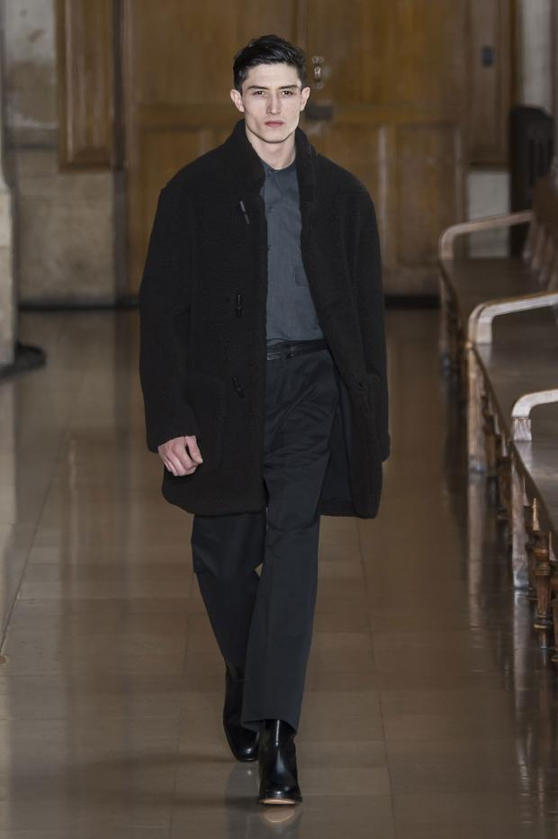Christophe Lemaire Menswear FW 2016 Paris (26)