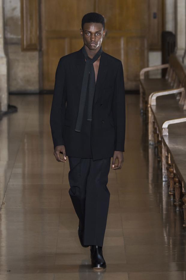 Christophe Lemaire Menswear FW 2016 Paris (28)