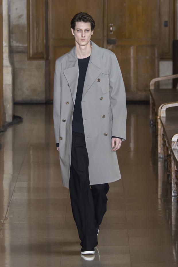 Christophe Lemaire Menswear FW 2016 Paris (4)