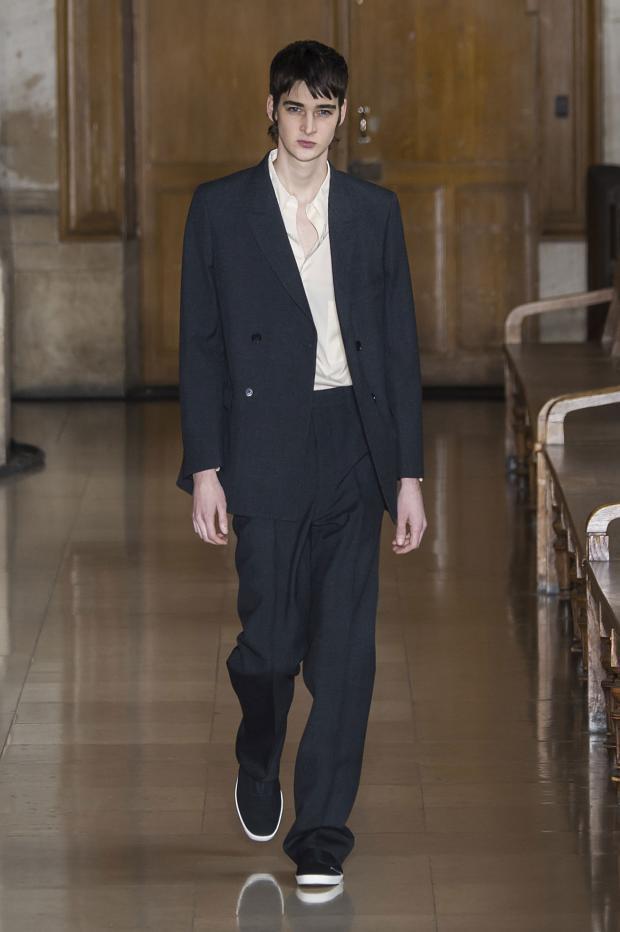 Christophe Lemaire Menswear FW 2016 Paris (7)
