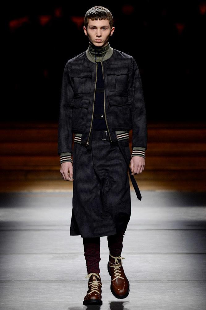 Dries Van Noten Menswear FW 2016 Paris (3)