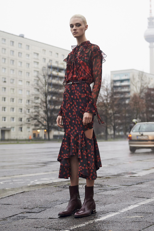 Givenchy Pre-Fall 2016 Lookbook