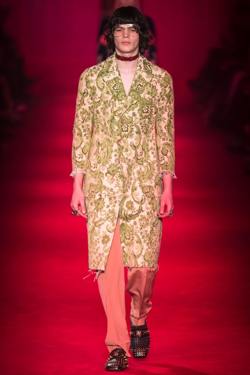 Gucci Menswear FW 2016 Milan (1)