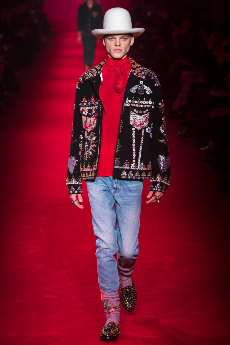 Gucci Menswear FW 2016 Milan (13)