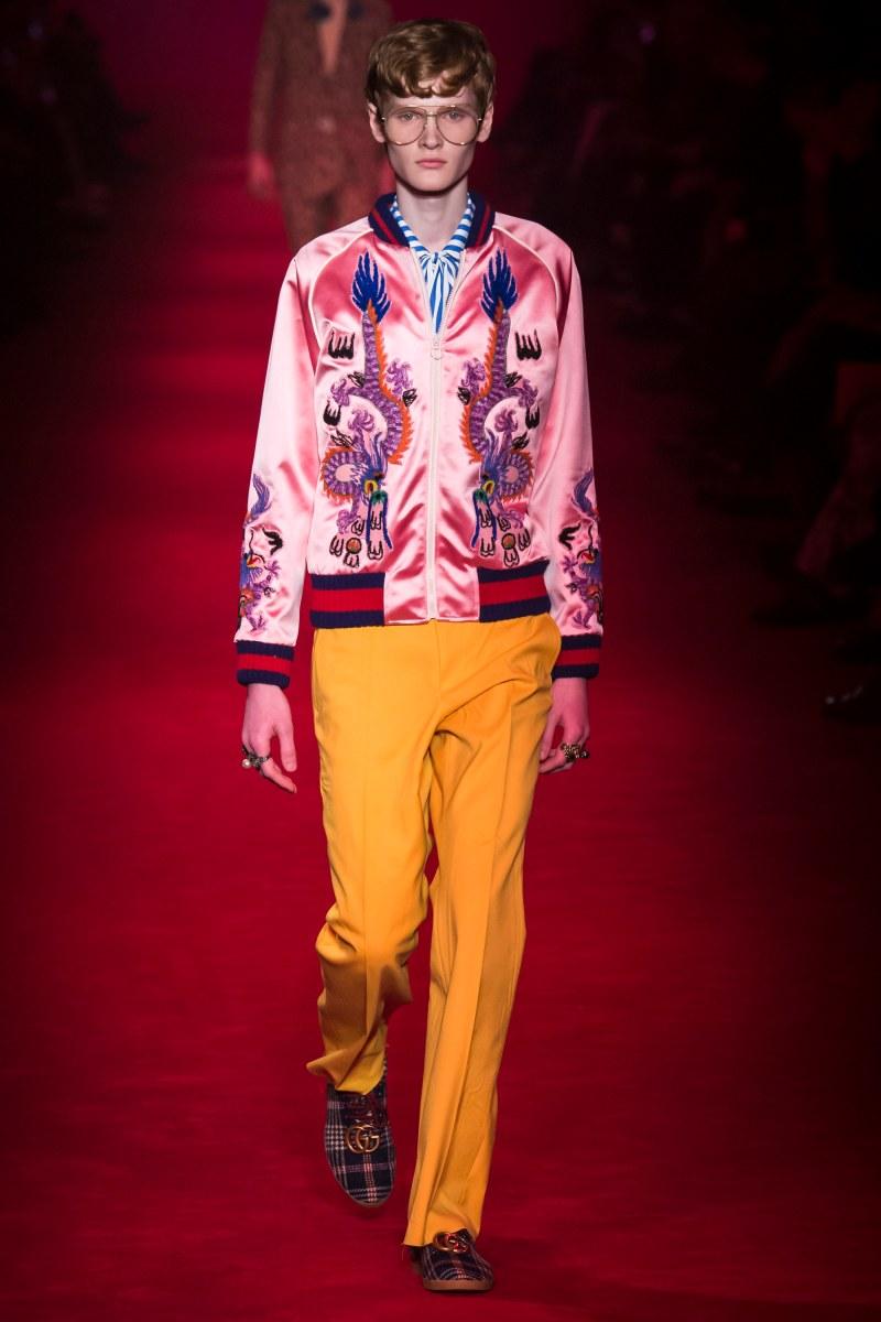 Gucci Menswear FW 2016 Milan (17)