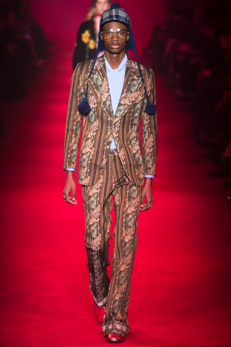 Gucci Menswear FW 2016 Milan (28)