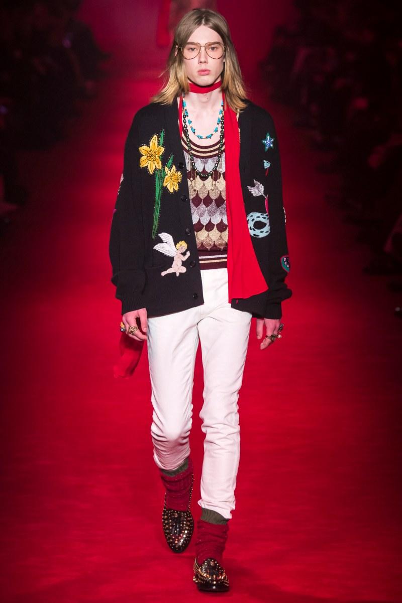 Gucci Menswear FW 2016 Milan (29)