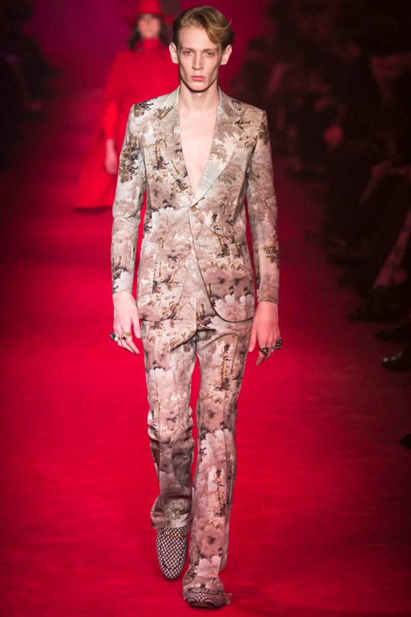 Gucci Menswear FW 2016 Milan (30)
