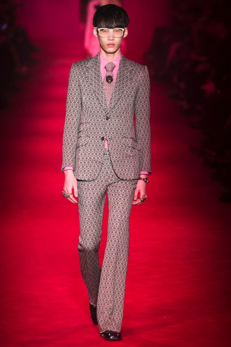 Gucci Menswear FW 2016 Milan (32)