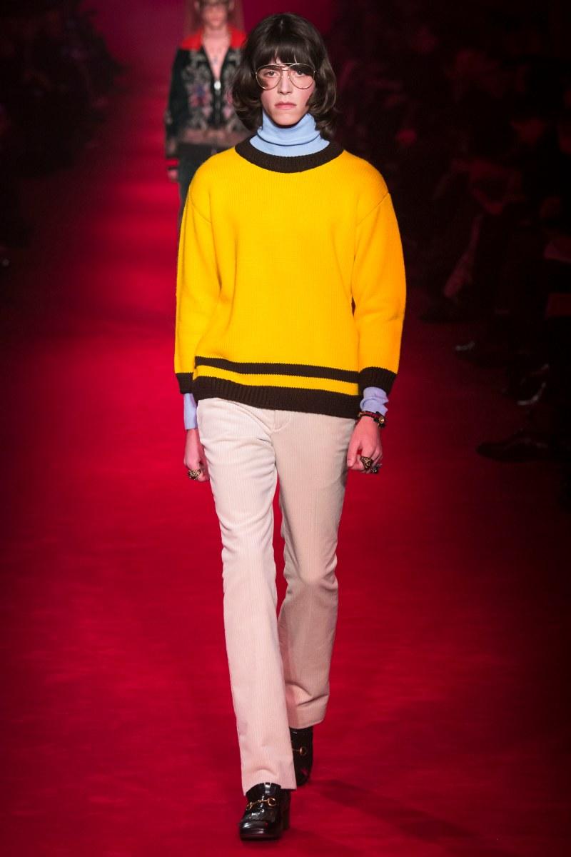 Gucci Menswear FW 2016 Milan (37)