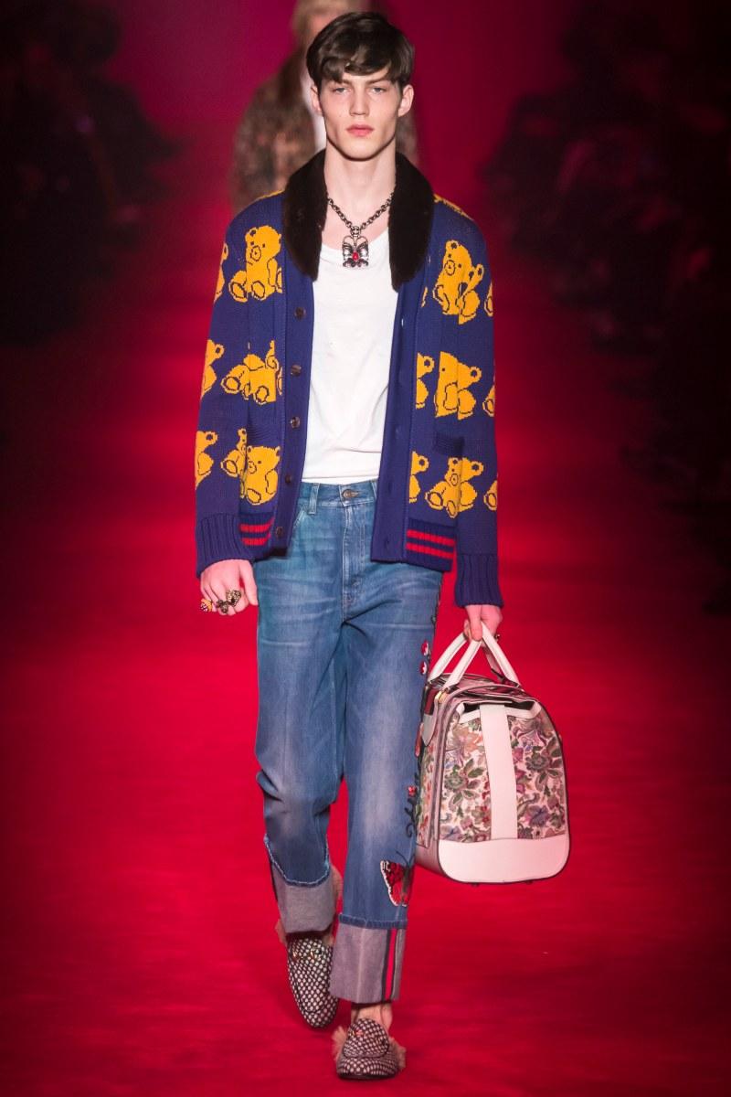 Gucci Menswear FW 2016 Milan (51)