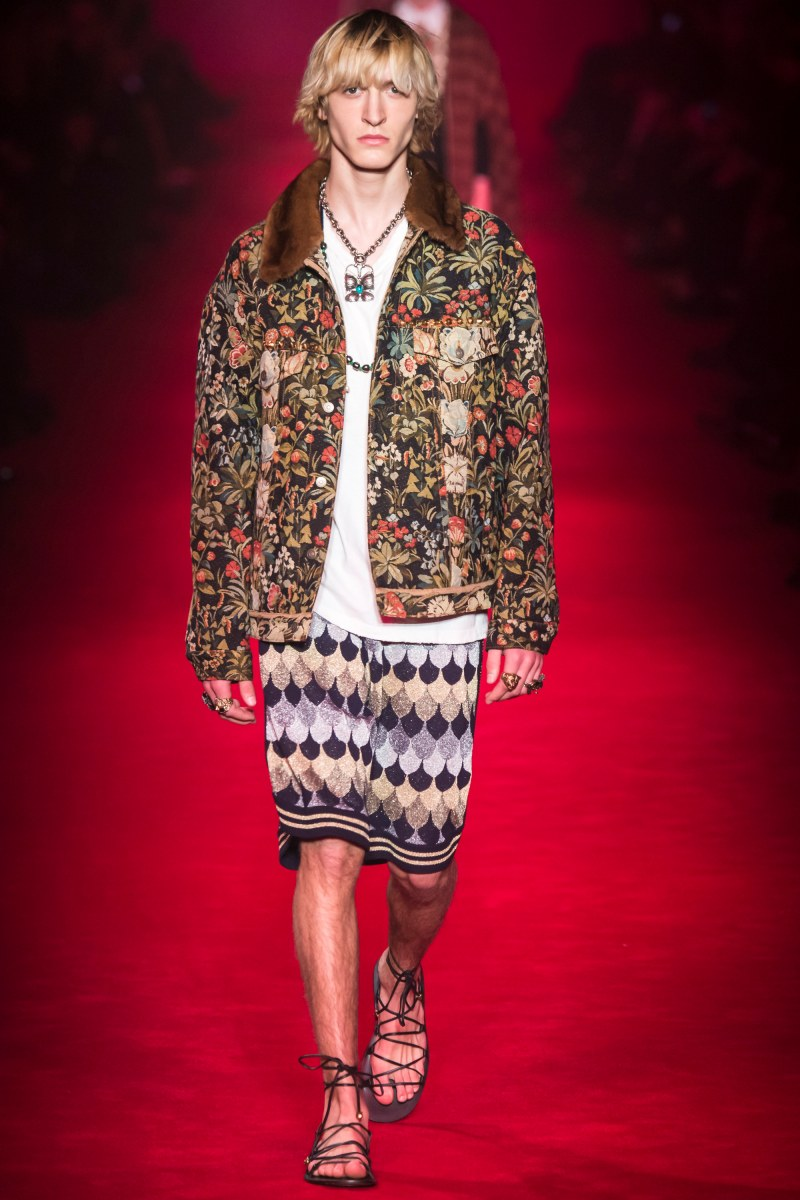Gucci Menswear FW 2016 Milan (52)