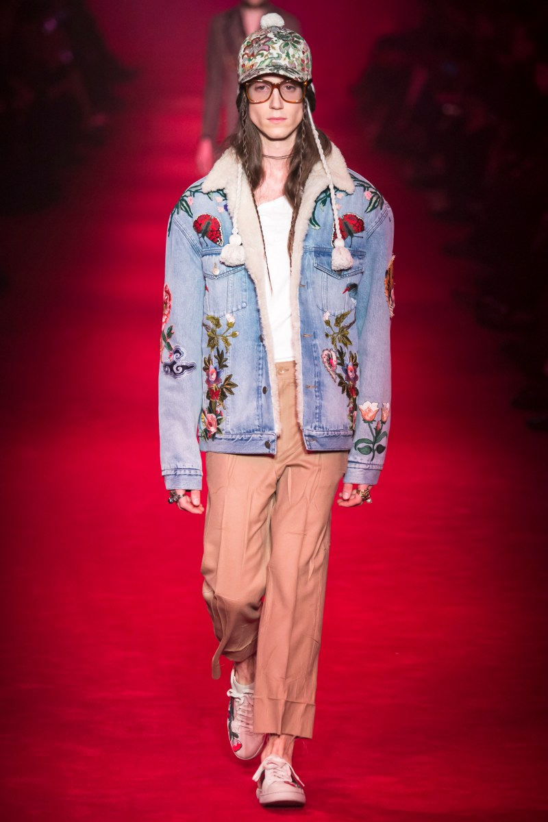 Gucci Menswear FW 2016 Milan (56)