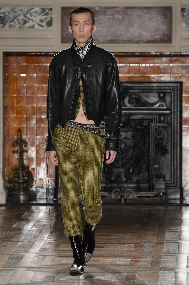 Haider Ackermann Menswear FW 2016 Paris (12)