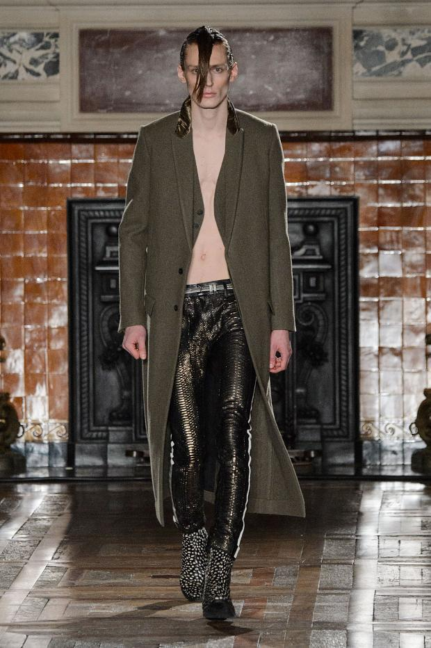 Haider Ackermann Menswear FW 2016 Paris (2)