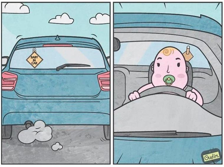 Illustrations by Anton Gudim (9)