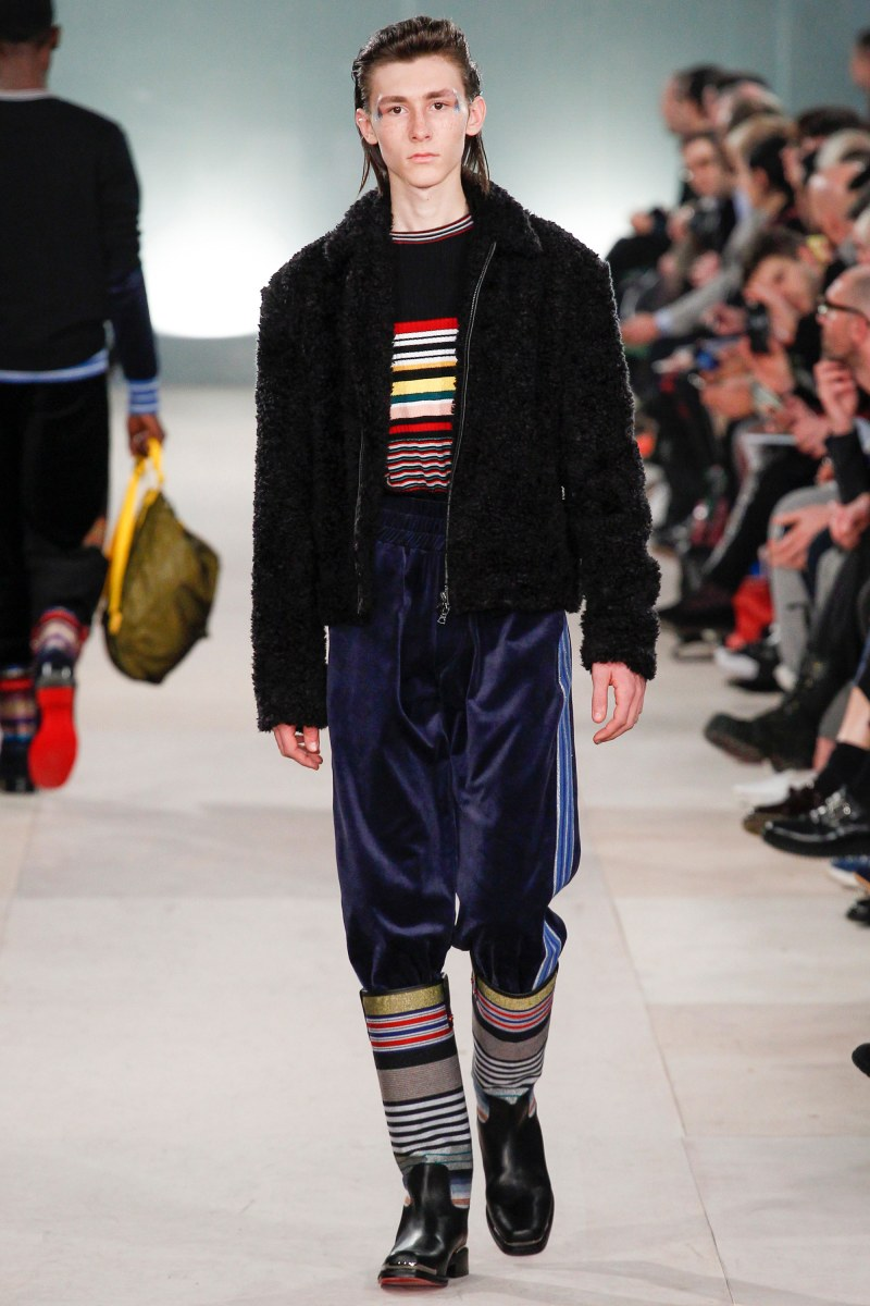 James Long Menswear FW 2016 London (15)