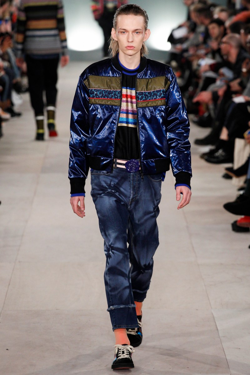 James Long Menswear FW 2016 London (20)