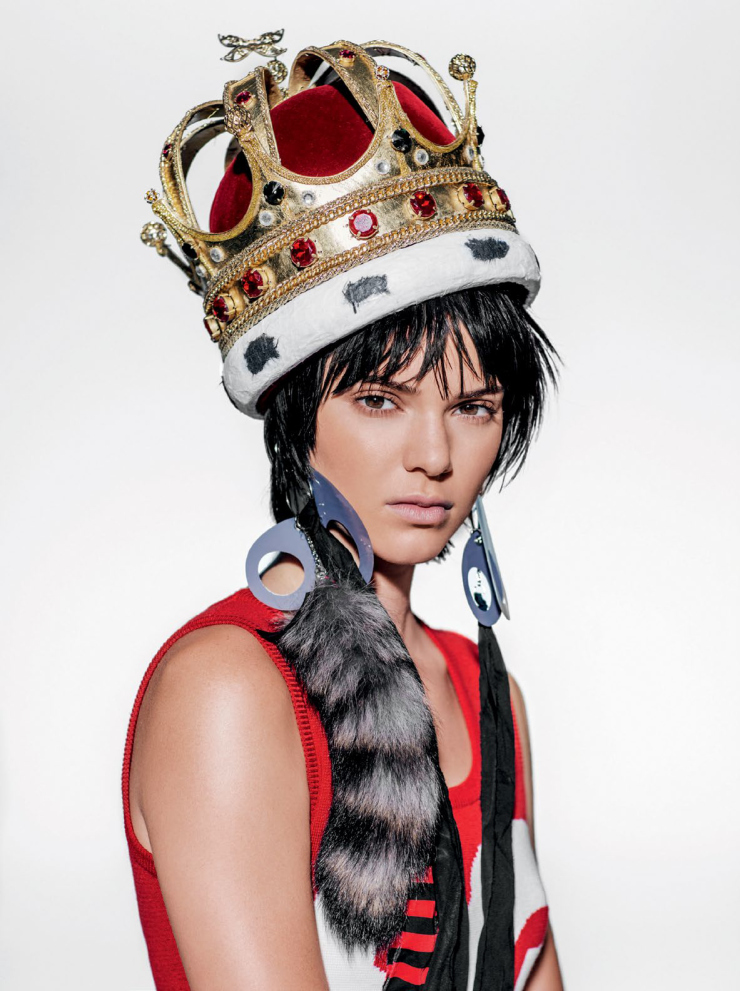 Kendall Jenner by Russell James (13)