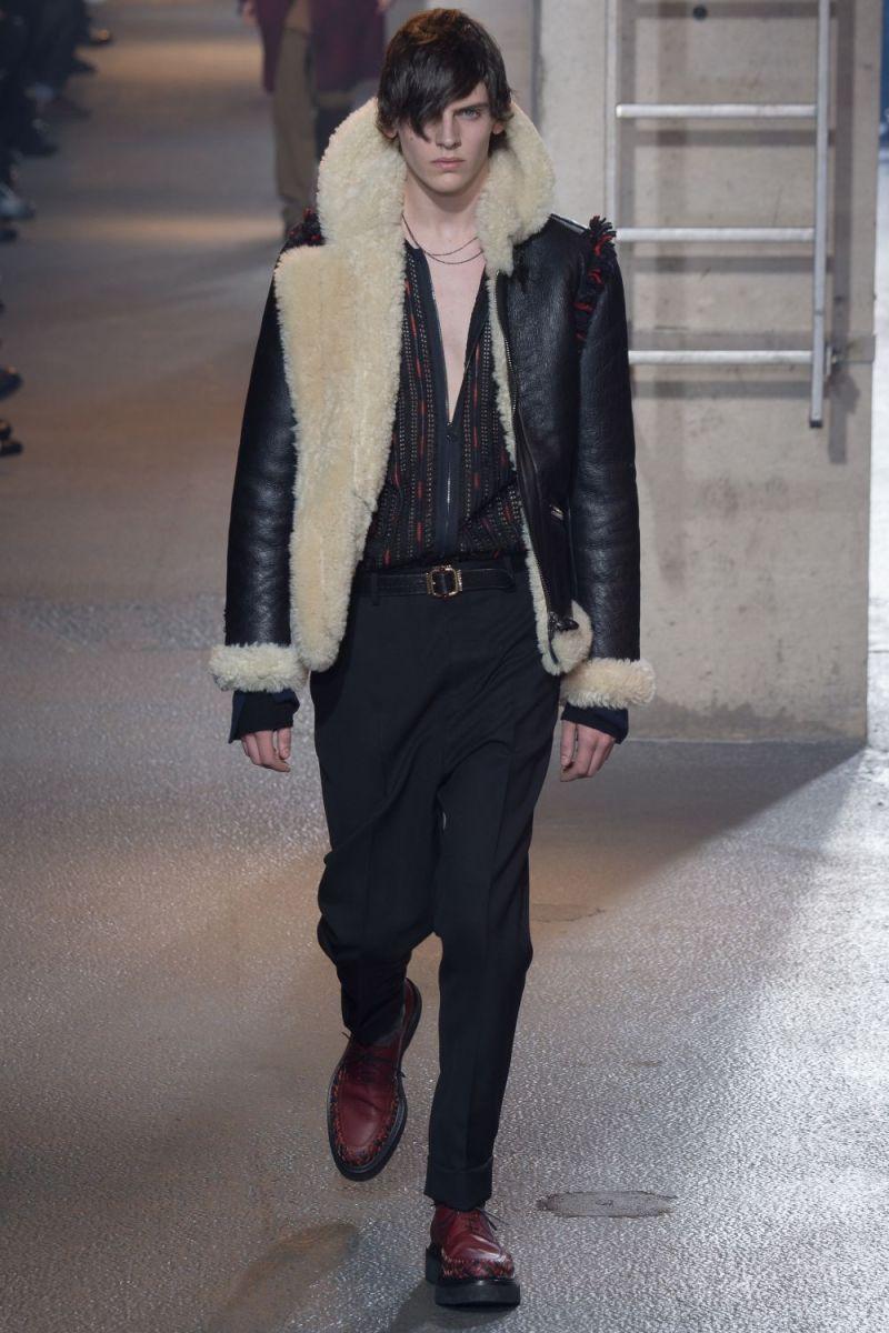 Lanvin Menswear FW 2016 Paris (16)