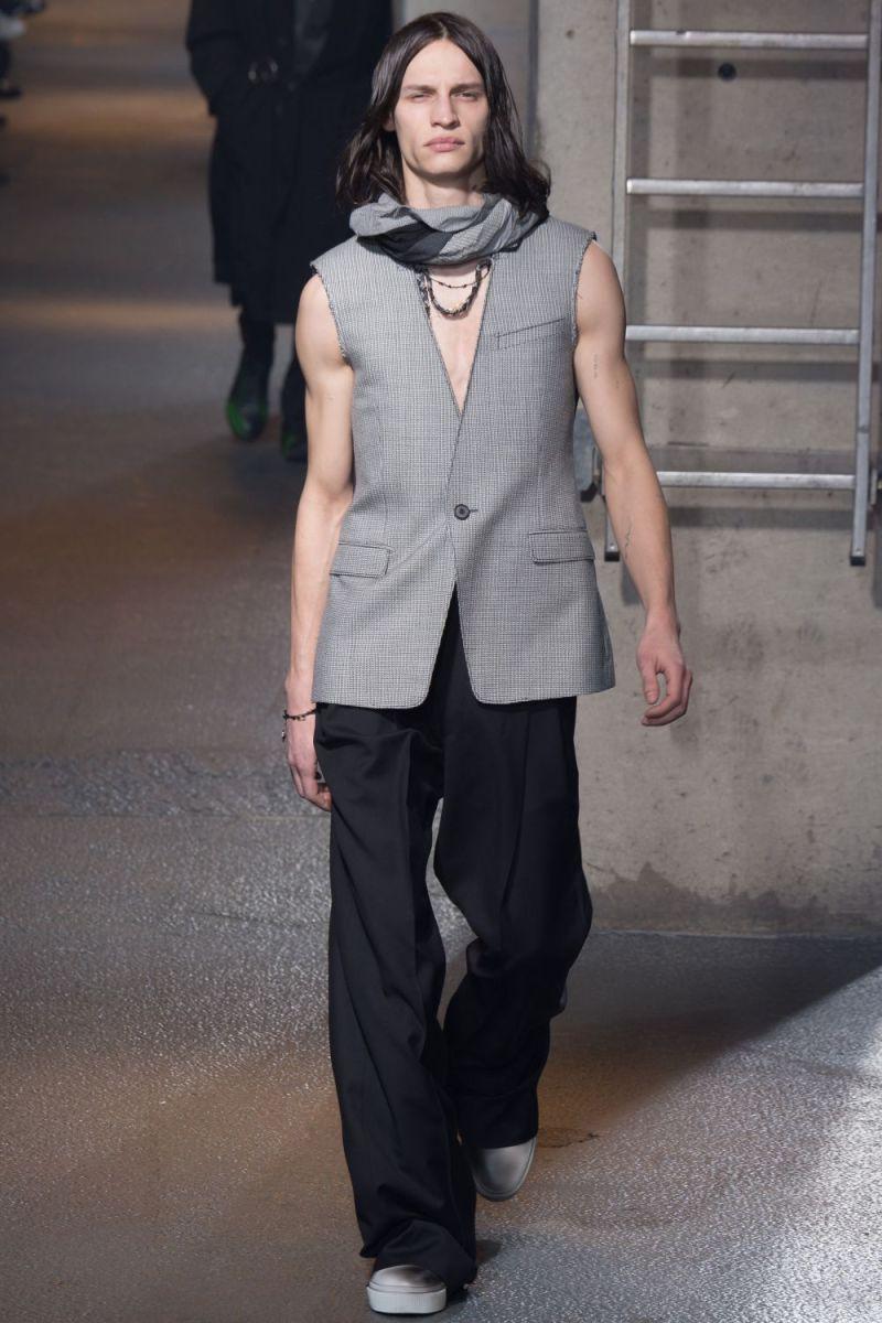 Lanvin Menswear FW 2016 Paris (3)